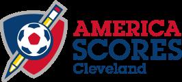 America SCORES Cleveland Logo